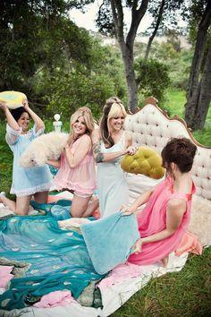 意外と知らない!?花嫁をサポートするブライズメイドの役割をお勉強しましょ♡にて紹介している画像