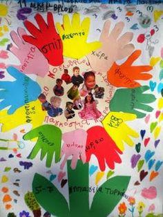 5o - 7o ΝΗΠΙΑΓΩΓΕΙΑ ΤΥΡΝΑΒΟΥ: 11 Δεκεμβρίου - Παγκόσμια Ημέρα Παιδιού