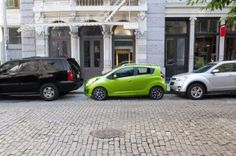 2014 Chevy Spark earns IIHS Top Safety Pick Rating