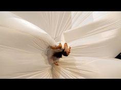 Cloud   Sasha Waltz   Installationen Objekte Performances - YouTube