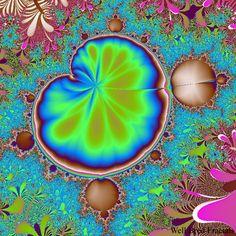 Well Bred Fractals new fractal 13