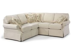 Flexsteel Sectional, 5960-SECT.  Such a cute sectional.  Just the thing for great conversations!