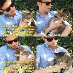 I. Love. Chris. Colfer!!!!!