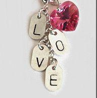 necklace pieces