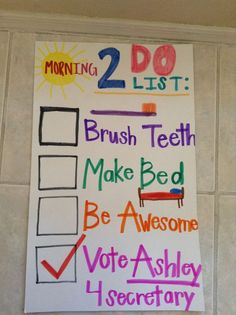 school campaign ideas about Student Council -
