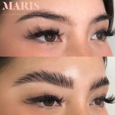 Eyebrows Goals, Full Eyebrows, Natural Eyebrows, Makeup Eyebrows, Eye Brows, Eyebrow Game, Eyebrow Growth, Aesthetic Clinic, Thick Brows