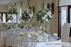 Flower Decorations, Table Decorations, Square Tables, Event Management, Color Pallets, White Flowers, Wedding Planner, Table Settings, Home Decor