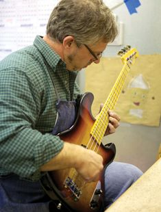 Whether electric bass is your main instrument or you're a guitarist who doubles on 4-string, it's important to keep your axe in tip-top shape. In this handy guide, Nashville guitar tech and luthier Tony Nagy explains how the pros do a bass setup. As you'll soon discover, it's not hard to make your bass play and sound great. In this step-by-step tutorial, Nagy walks you through the entire process. With a few tools and some patience, you'll get the job done right and—best of all—hav...