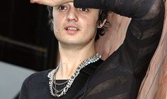 Pete Doherty in 2007