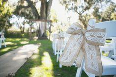 Florida Country Rustic Barn Wedding - Rustic Wedding Chic