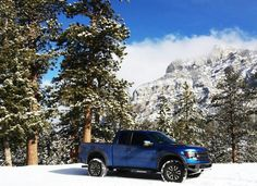 2013 ford raptor. snow at mt. charleston. Glad to know I'm not the only one who photographs her car in the snow on the mountain :)
