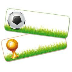 etiquetas para futbol