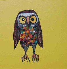 Eli Halpin Owl