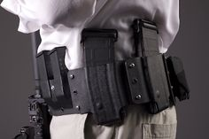 High Threat Concealment's Low Profile System