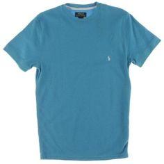 Polo Ralph Lauren Mens Short Sleeves Crew Neck T-Shirt