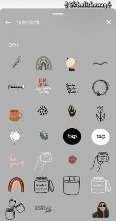 Instagram Emoji, Iphone Instagram, Cool Instagram, Instagram And Snapchat, Instagram Story Ideas, Instagram Quotes, Instagram Feed, Instagram Editing Apps, Creative Instagram Photo Ideas