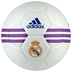 Real Madrid Football - White - Size 5: Real Madrid Football - - Size 5 Kick off with the style of the… #RealMadridShop #RealMadridStore