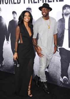 Dwyane Wade Snaps Photos of Gabrielle Union on the Red Carpet, Melts Our Hearts