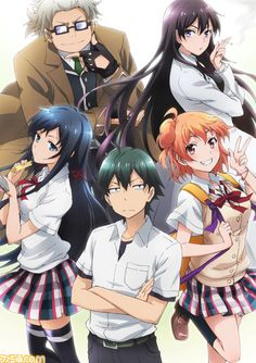 Yahari Ore no Seishun Love Come wa Machigatteiru/My Teen Romantic Love Comedy SNAFU.