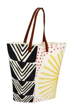 Canvas Tote Bag  Mara Hoffman