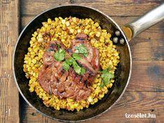 Szójaszószos pácolt tarja rizzsel - Receptek | Ízes Élet - Gasztronómia a mindennapokra