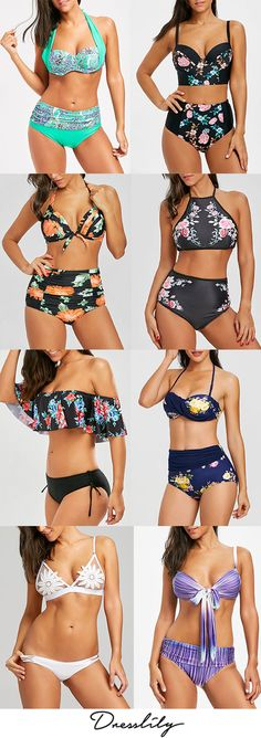 Buy New Swimwear,Shop the Latest Womens Bathing Suits, Swimsuits, & Bikinis Online at Dresslily.com. FREE SHIPPING WORLDWIDE!#swimwear#swimsuit#bikinis