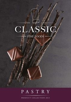 Classic Fine Foods Product Collection 2015 Pastry