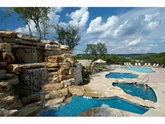 Jonestown Vacation Rental - VRBO 609209 - 3 BR Lake Travis Cottage in TX, Hollows Resort Cottage - Luxury & Seclusion - Access to All Resort Amenities