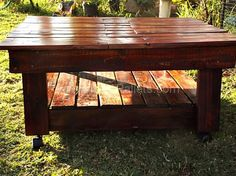 Pallet coffee table | 1001 Palletsasdfasdf
