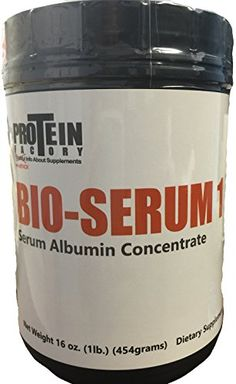 Bio Serum 1  Plain 1lb >>> Want to know more, click on the affiliate link Amazon.com.