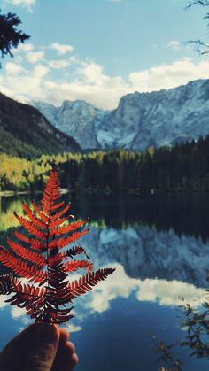 Autumn I Laghi di Fusine