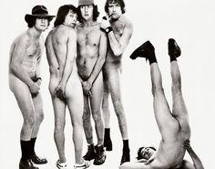 Richard AVEDON :: Monty Python Cast, NYC, 1975