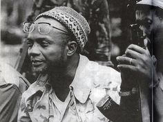 Amilcar Cabral, Revolutionary Leader of the independence struggle against Portuguese Colonialism in my homeland, Cape Verde!