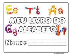 Meu livro do alfabeto