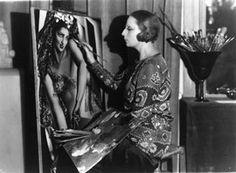 1927_Tamara-portraits-Nana-de-Herrera