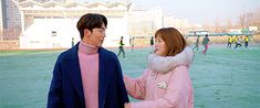 Swag Couples, Cute Couples, Nam Joo Hyuk Lee Sung Kyung, Kim Book, Weightlifting Fairy Kim Bok Joo, Korean Dramas, Weight Lifting, Asian Woman, Taehyung
