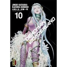 Deadman Wonderland Vol.10