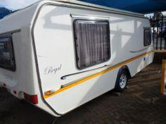 Gypsy Regal Caravan Blue Series
