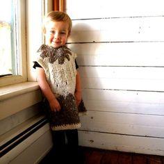 chidren's fashion from etsy seller Birdie Handmade.