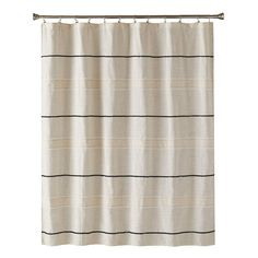 Farmhouse SKL Home by Saturday Knight Ltd. Frayser Farmhouse Shower Curtain Farmhouse SKL Home by Saturday Knight Ltd. Neutral Shower Curtains, Bathroom Shower Curtains, Fabric Shower Curtains, Curtain Fabric, Baby Bathroom, Curtain Rods, Curtain Accessories, Bath Accessories, Farmhouse Shower Curtain