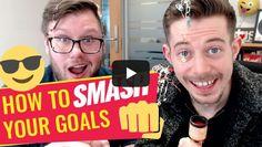 How to Achieve Your Goals  via @andrewandpete