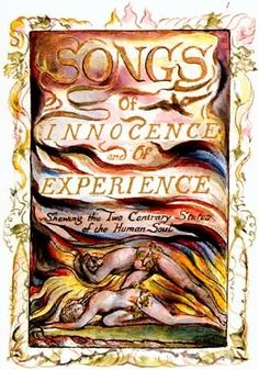 """William Blake's poetry was assisted by """"Illuminated Printing"""". It was tasking and brilliant."""