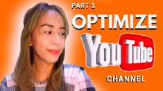 optimizing your youtube channel step by step tutorial  (Part 1) Youtube Thumbnail, Facebook Video, African Braids Hairstyles, Busy At Work, You Youtube, Channel, Social Media, Marketing, Education