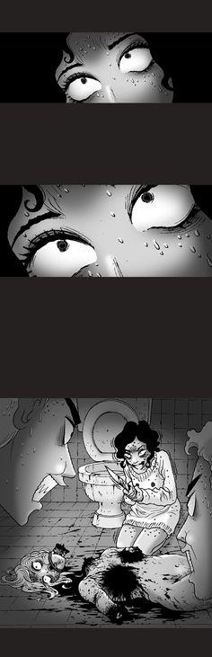 Silent Horror :: Tracked | Tapas Comics - image 6