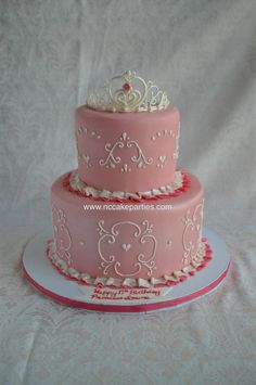 AMAZING LITTLE GIRLS BIRTHDAY CAKES | Did this cake for a a little girl with ALL Leukemia. Her family's ...