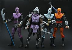 4pcs sdcc #shredder tmnt teenage mutant #ninja turtles 7 inch 2016 figure #zx444,  View more on the LINK: http://www.zeppy.io/product/gb/2/381936925806/