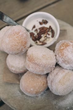 Gal Meets Glam Spring In Napa Valley Donuts At Archetype