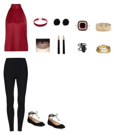 """""""Untitled #121"""" by selise-miles on Polyvore featuring PALLAS, Karl Lagerfeld, Effy Jewelry, Yves Saint Laurent, Rosantica, Kendra Scott and Chanel"""