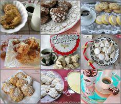 RaccoltA di tutte le ricette di biscotti pubblicate sul blog...con cioccolato, frutta, nocciole, noci, glassati ...di tutto un po'!ricette La cucina di ASI
