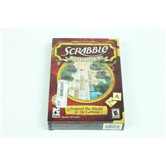 Scrabble Journey Around the World in 26 Letters Crossword Puzzle (PC Game)